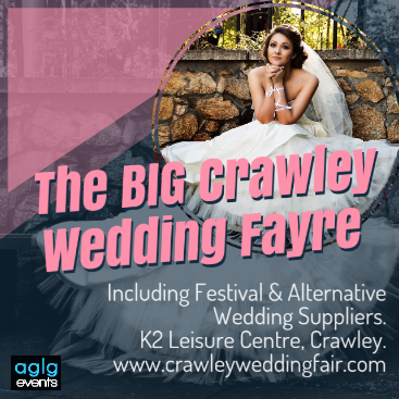K2 Crawley Wedding Fayre March 2019
