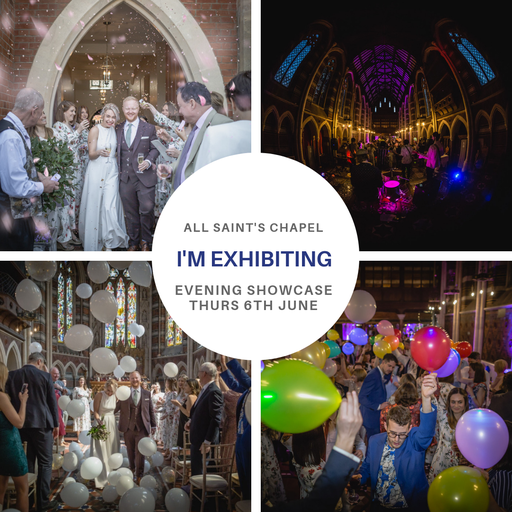 All Saints Evening Wedding Showcase Eastbourne 6th June 2019