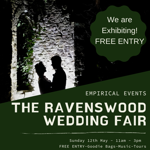 The Ravenswood Wedding Fair 12th May 2019