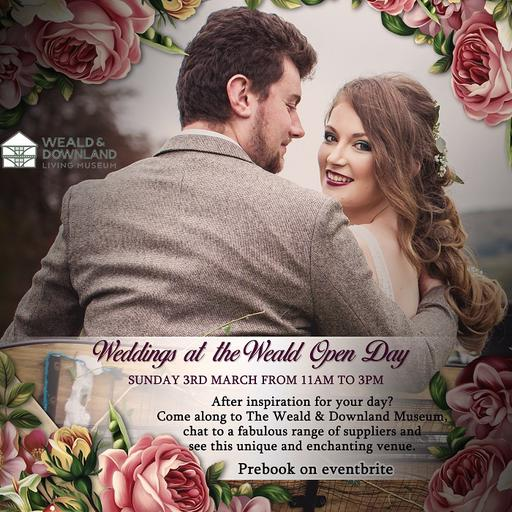 Weald & Down Wedding Fair March 2019