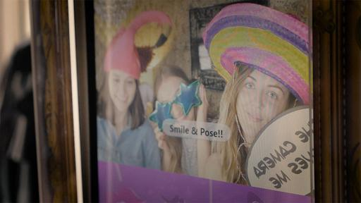 Selfie Pod Hire Photobooth