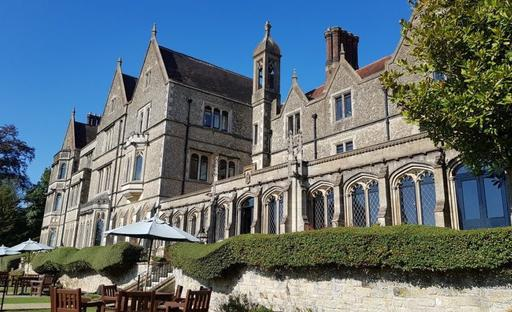 Nutfield Priory Hotel & Spa Wedding Fayre 6th October 2019